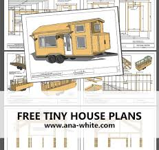 house plans for free ana white quartz tiny house free tiny house plans diy projects