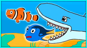 sea creatures song learn the underwater animals youtube