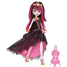 13 Wishes Lagoona Monster High 13 Wishes Party Draculaura Doll Amazon Co Uk Toys