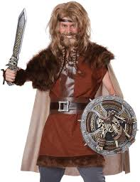 Viking Halloween Costume Women Men U0027s Viking Costume Viking Warrior Fancy Dress Costume