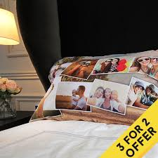 design your own pillowcase personalized pillow cases with photo and custom collage
