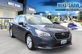 subaru legacy 2016 blue featured used vehicles mike shaw subaru offers pre owned cars suvs