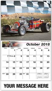 halloween calendars rods muscle cars road warriors 65 business promo calendars