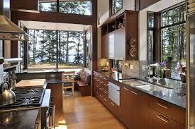 cuisine style bar cuisine bar pour cuisine ouverte fonctionnalies moderne style