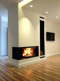 wall mounted gas fireplaces contemporary corner fireplace ideas