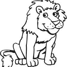 lion roaring coloring color luna