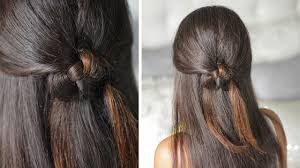 celtic wedding hairstyles celtic heart knot half up half down organic hairstyle youtube