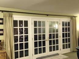 curtains for long windows how to make and install a custom length curtain rod to fit