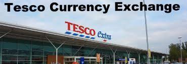 tesco bureau de change exchange rate currency exchange near me grimsby