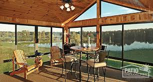 Gable Patio Designs Sunrooms With Gable Roofs Photo Gallery Patio Enclosures