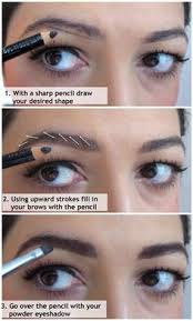 proper way to fill in eyebrows how to fill in your eyebrows like a pro eyebrow easy and makeup