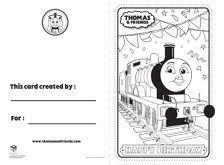 thomas and friends birthday card jpg 200 283 greetings cards