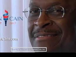 Herman Cain Meme - high energy herman cain telling the establishment to accept the don