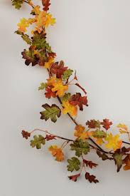 oak leaf garland 6ft