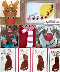 21 rudolph crafts for and