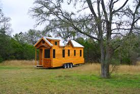 Trailer Home Interior Design by Tiny House Size Limitations