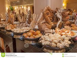 bread display at a hotel buffet stock photo 27283817 megapixl