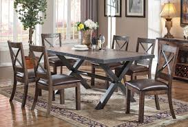 industrial style dining room furniture voyager industrial style dining room furniture