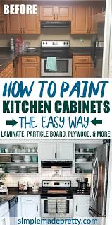 how to paint cabinets white without sanding how to paint kitchen cabinets white without sanding