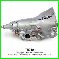 turbo 350 th350 transmission mild 6