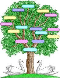 family tree clip art templates clipart