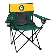 baseball tent chair oakland athletics tailgating tables canopies tents bag chairs