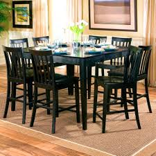 furniture dining table set pub table and chairs ikea bar stools