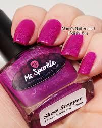 marias nail art and polish blog ms sparkle show stopper nail
