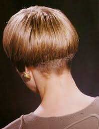 haircut with weight line photo hairxstatic short back cropped gallery 3 of 3