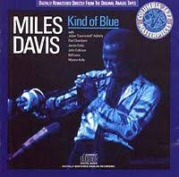 kind of blue wikipedia