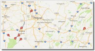 Ohio Pennsylvania Map by Marcellus Utica Activity Highlights May 2017 Unconventional Oil