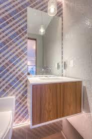 Tile Accent Wall Bathroom Bathroom Dark Granite Accent Walls Also Dark Vanity Plus Small