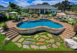 Desert Landscape Ideas For Backyards Desert Landscape Pool Design Ideas Pool Landscape Design Photos