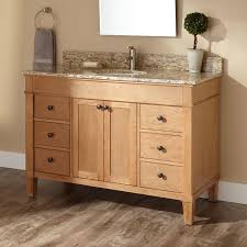 Cottage Style Bathroom Cabinets by Bathroom Rustic Bathroom Cabinet Design With Weathered Wood