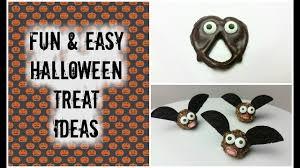 fun u0026 easy halloween treats 5 ingredients or less