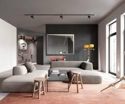 A Super Minimalist Modern Apartment In White - Home design apartment