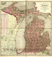 Port Huron Michigan Map by Michigan Maps