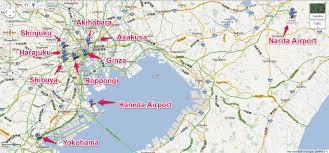 Phoenix International Airport Map by