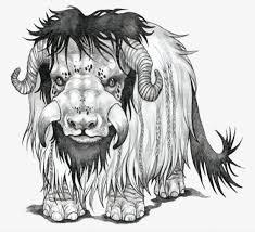 imagen blanco y negro en illustrator blanco y negro yak illustrator blanco y negro yak ilustración