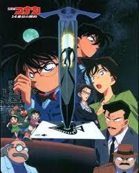 film add anime فلم المحقق كونان detective conan movie 2 الجزء الثاني