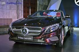 mercedes c class price in india mercedes s class cabriolet india price rs 2 25 cr specifications