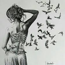 pictures beautiful sketches of love birds drawing art gallery