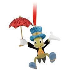 disney jiminy cricket with umbrella ornament new 24 99