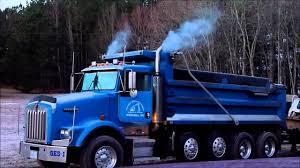 kenworth t800 truck kenworth t800 cold start youtube