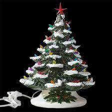 Vintage Atlantic Mold Ceramic Christmas Tree by Christmas Tree Ceramic Mold Christmas Lights Decoration