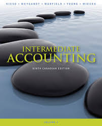 intermediate accounting volume 1 donald e kieso 9780470161005
