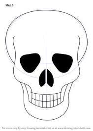 human skull drawing tutorial at getdrawings com free for personal