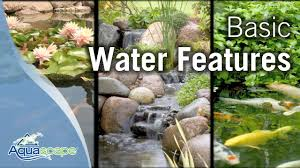 Aquascape Water Features Aquascape U0027s Basic Water Features Youtube