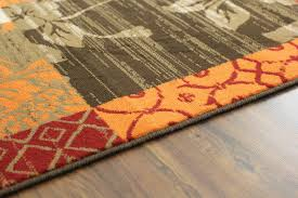 Orange Area Rugs Wonderful Burnt Orange Rug And Cushions Free Us Pillow Cover