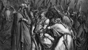 Blind Man At Bethsaida Seeing Walking Trees Jesus U0027 Healing Of The Blind Man In Mark 8